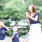夏!ひまわりの親子お写真会@湘南MAMACOキッズフェスタ!