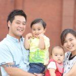 赤レンガパーク親子お写真会への道。その2
