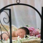 [ニューボーンフォトお客様の声]子どもが生まれた時の写真を残すのは何でか?