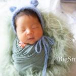 赤ちゃんは眠るものという妄想。