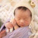 [ニューボーンフォトギャラリー][横須賀]気温って、大事です!【2021.03.02】